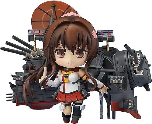 oferta especial Kantai Collection Figura Nendoroid Yamato Yamato Yamato 10 cm  diseños exclusivos