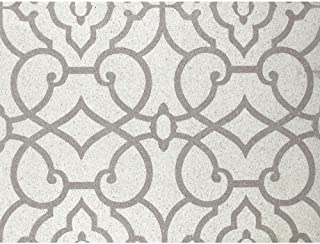 York Wallcoverings Candice Olson Shimmering Details Grillwork Mica Wallpaper