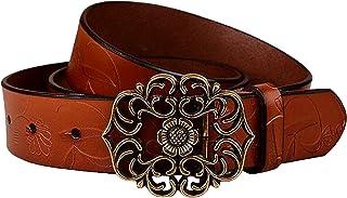 tienda de liquidación c197b ecfd1 Amazon.es: Marrón - Cinturones / Accesorios: Ropa