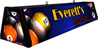 Best custom pool table lamps Reviews