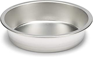 Patisse 02525 Round Flan Tin, Satin Finish