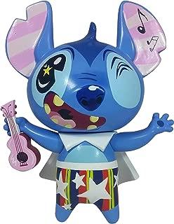 Enesco World of Miss Mindy Presents Disney Designer Collection Stitch Vinyl Figurine, 7