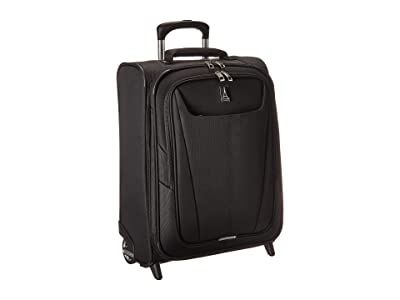 Travelpro Maxlite(r) 5 International Expandable Carry-On Rollaboard (Black) Luggage
