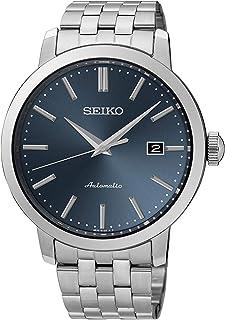 Seiko Hommes Analogique Automatique Montre avec Bracelet en Acier Inoxydable SRPA25K1