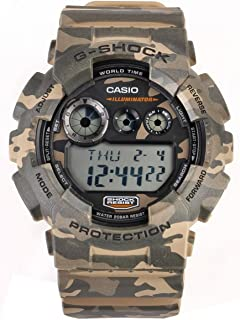 G Shock GD-120CM-5ER G-Shock Uhr Watch Montre Camo Pack limited Edition