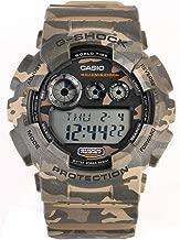 Casio G Shock GD-120CM-5ER G-Shock Uhr Watch Montre Camo Pack limited Edition