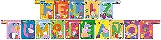 Peppa Pig - Guirnalda feliz cumpleaños (Verbetena 016000728