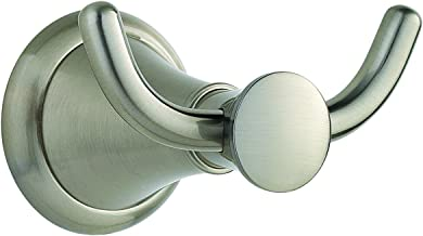 Pfister Pasadena Double Robe Hook in Brushed Nickel