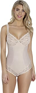 Rosme Women's Control Body Shaper Bodysuit, Collection Anette