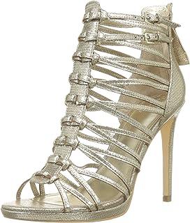 f51ca0d03c Amazon.it: Guess - Oro / Scarpe da donna / Scarpe: Scarpe e borse
