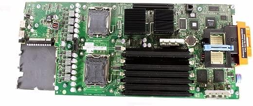Dell PowerEdge M600 Blade Intel 5000P LGA 771 Socket DDR3 SDRAM 8 Memory Slots 2 USB Ports Blade Server Motherboard CY123 0CY123 0MY736 CN-0MY736 P010H 0P010H CN-0P010H CN-0CY123 0GH710