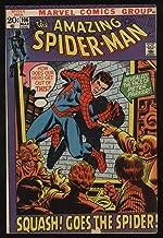 Amazing Spider-Man #106 VG/Fine OW Pgs