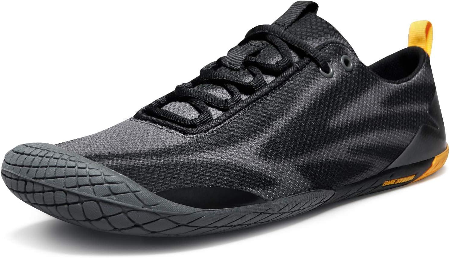 Albuquerque Mall TSLA Men's Trail Running Shoes Lightweight Athletic B Zero Fort Worth Mall Drop