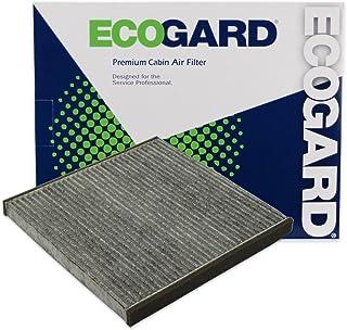 ECOGARD XC35518C Premium Cabin Air Filter with Activated Carbon Odor Eliminator Fits Lexus LS430 2001-2006, SC430 2002-201...