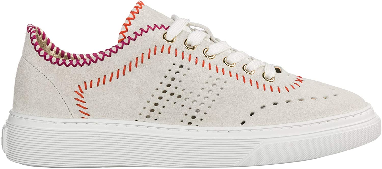 .Hogan Women H365 Sneakers grey