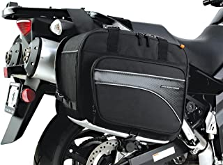 Nelson-Rigg (CL-855 Black Touring Adventure Saddlebag
