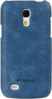 Melkco Carcasa de Piel para Samsung Galaxy S4 Mini gti9190/S4 Mini Duos gti9192/S4 Mini LTE GTI9195 - Classic diseño Color Morado