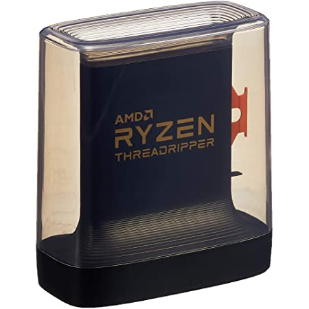 AMD Ryzen Threadripper 3960X 24-Core, 48-Thread Unlocked Desktop Processor