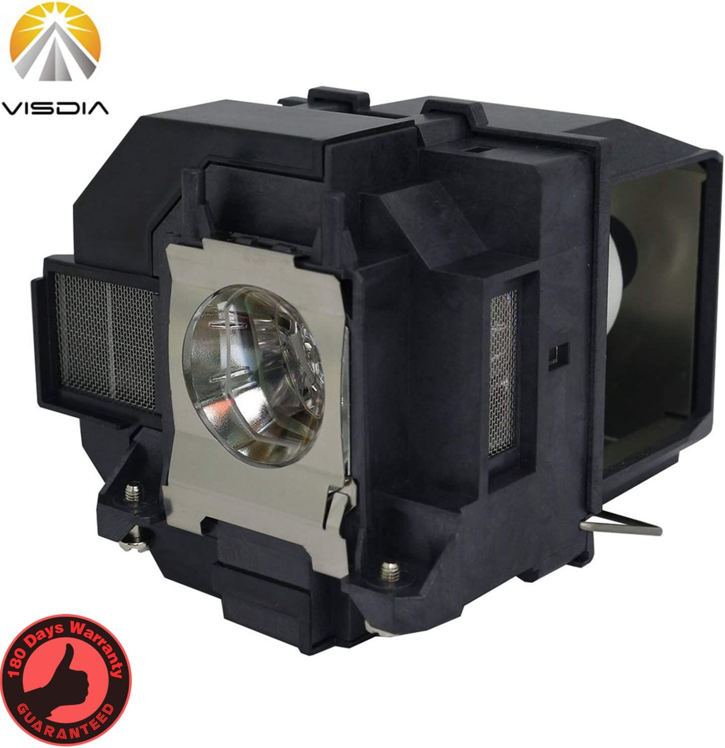 Visdia ELP LP95/V13H010L95 Premium Replacement Projector Lamp with Housing for Epson Projector