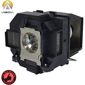 Visdia NP26LP Premium Replacement Projector Lamp with Housing for NEC PA522U PA571W PA571W-13ZL PA621XPA621X-13ZL PA622U PA672W PA672W-13ZL PA722X PA722X-13ZL Projectors