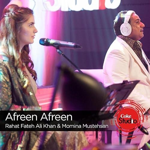 Afreen Afreen Coke Studio Season 9 By Rahat Fateh Ali Khan