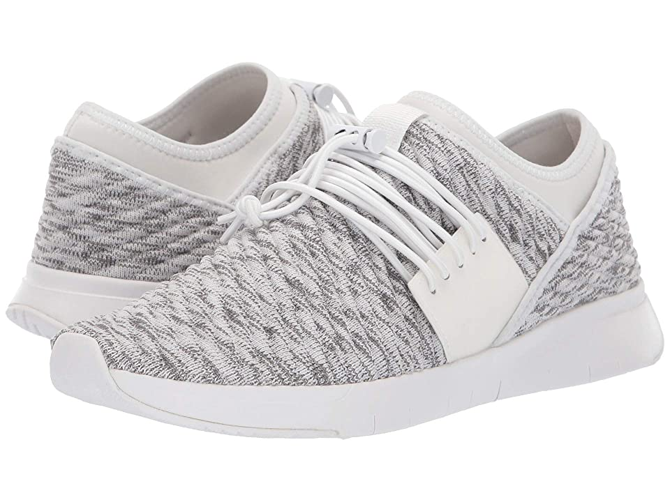a8fc6bd79 FitFlop Artknit Lace-Up (Urban White Mix) Women s Shoes