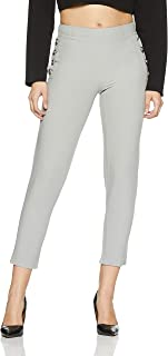 VERO MODA Women's Skinny Fit Pants