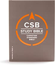 CSB Study Bible, Hardcover