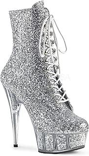 Pleaser Women's Delight-1020G Boots