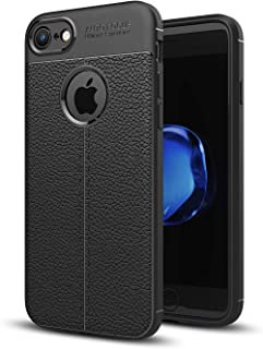 Case for iPhone 7 iPhone 8 Soft Silicone Shock Proof Case with Anti-Slip TPU Design Protection Cover for iPhone 7 iPhone 8...