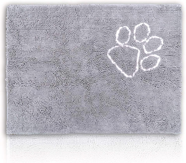 CatGuru Premium Cat Litter Mat. No More Messy Floors