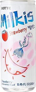 Lotte Milkis Strawberry, 250ml