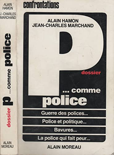 Books By Hamon Marchand_dossier P Comme Police_2852090120_fr ...