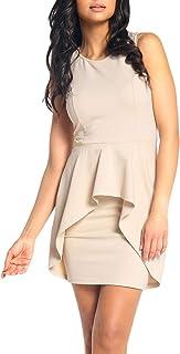 Lemoniade Damen kurzes Sommerkleid Made in EU in elegantem Design und in vielen Farben