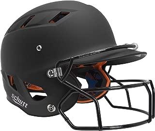 Schutt Sports Senior (Varsity) AiR 4.2 Softball Batter's Helmet with Faceguard