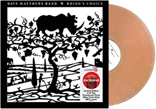 Rhino's Choice - Exclusive Limited Edition Translucent Rose 2XLP Vinyl [Condition-VG+NM]