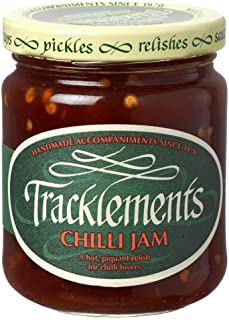 Tracklements Chilli Jam 250g - Packung mit 2