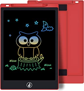 LCD Writing Tablet, Electronic Colorful Screen Drawing Board,Kids Tablets Doodle Board,Writing Pad for Kids Learning Toys ...