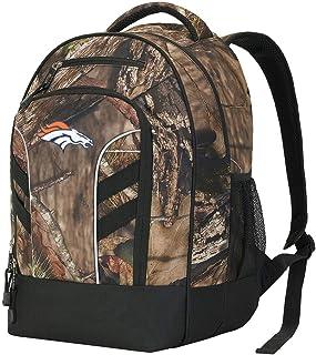 "Officially Licensed NFL Trailtek Backpack, 19"", Mossy Oak"