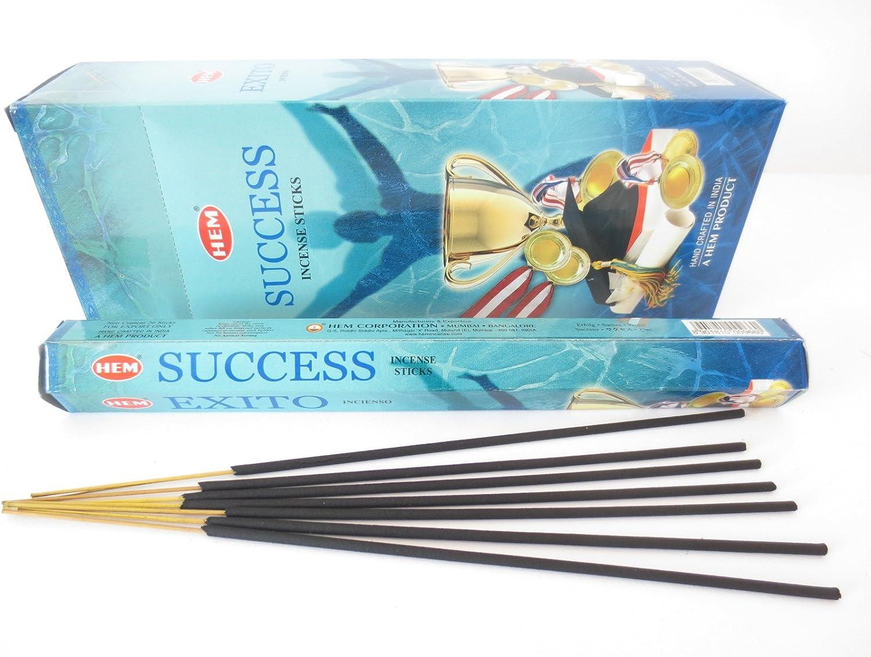 Hem Success Incense- Save Dedication money Sticks 120
