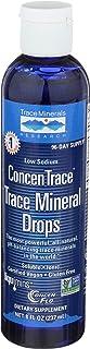 Trace Minerals, Drops Mineral Concentrace, 8 Fl Oz