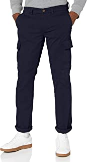 7 For All Mankind Men's Slimmy Tap. Cargo Chino Casual Pants