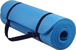Go Yoga All Purpose Anti-Tear Exercise Yoga Mat