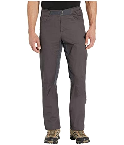 Mammut Massone Pants (Phantom/Black) Men