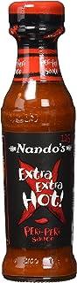 Nando´s Peri Peri Sauce Extra Hot, 3er Pack 3 x 115 g