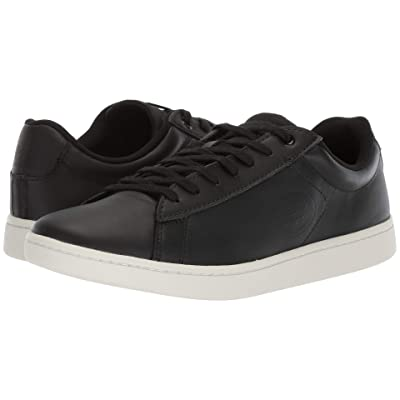 Lacoste Carnaby Evo 418 2 (Black/Off-White) Women