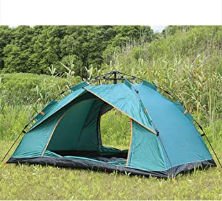 JAKTP Outdoor Tents Camping Automatic Speed Open Tents Double Beach Camping Folding Tents Double Folding Tents