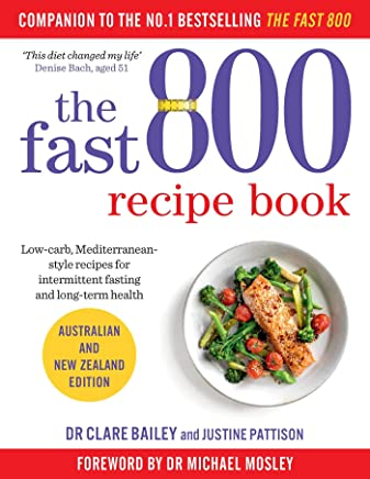 The Fast 800 Recipe Book: Australian and New Zealand edition