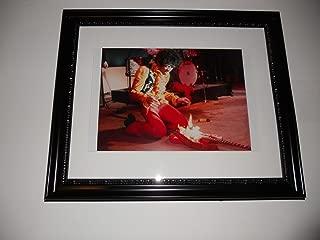 Large Framed Jimi Hendrix