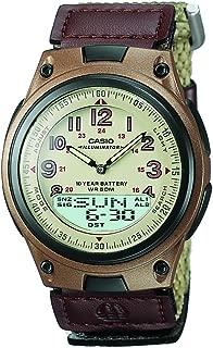 Casio Casual Watch Analog-Digital Display Quartz for Men AW-80V-5BV